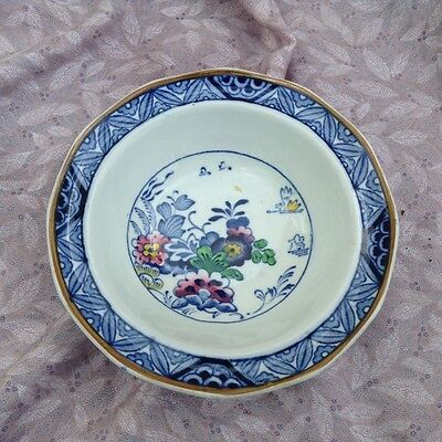 Booths Silicon China 'Netherlands' Dessert dish 1906+