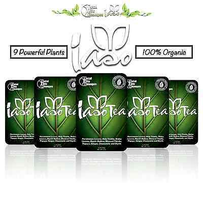 Free Shipping With Tracking!!!!  Iaso Tea  $22.49 For 1 Month Supply!!