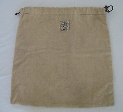 """Vintage Sterling & Welch Co. Cleveland O OH Ohio Anti-tarnish Silver Bag 12""""x12"""""""