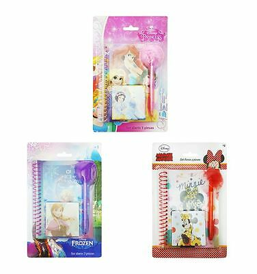 24X 48X 96X Wholesale Job Lot Bulk Disney Princess Minnie Mouse Frozen Diary Set