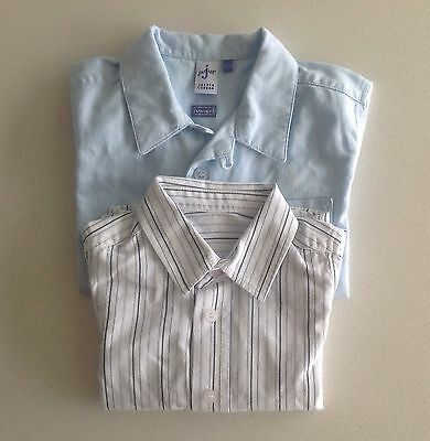 Smart Baby Boys Fitted Shirts 9-12 Months (Unknown) & 18-24 Months (1 Junior J)