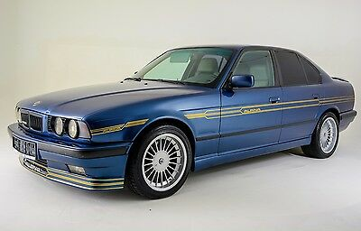 1990 BMW 5-Series Alpina B10 Bi-Turbo 1990 BMW Alpina B10 Bi-Turbo #366