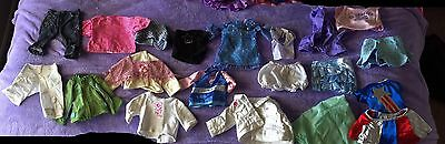 "Huge Lot 18"" Doll Clothes Shoes & Accessories For American Girl Our Generation"