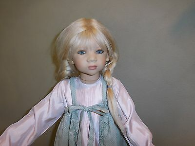 """mari"" By Artist Annette Himstedt - Le 187/377 2004  With Box And Shipper"