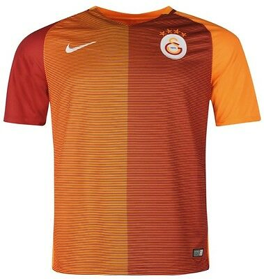 Nike Galatasaray Istanbul Home Tricot Jersey All Sizes Yellow Red new with tag