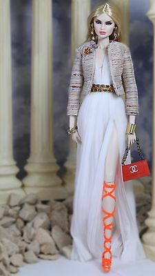 Erin S. She Owns Everybody Fashion Royalty Nu Face Integrity Toys Jason Wu NUDE