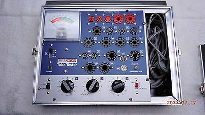 Eico 635 tube tester Tested, Working, Nice condition With Manual