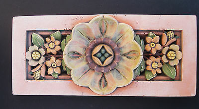 Floral  Flower  Garden  Arts & Crafts  Ellison Tile