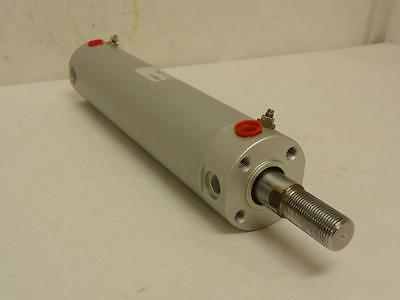 168267 Old-Stock, SMC CG1UA50-175 Air Cylinder, 50mm Bore x 175mm Stroke