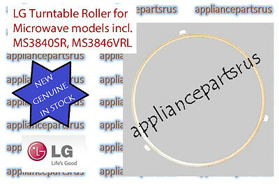 LG Microwave Turntable Roller - Part AJS59271902 - NEW - GENUINE