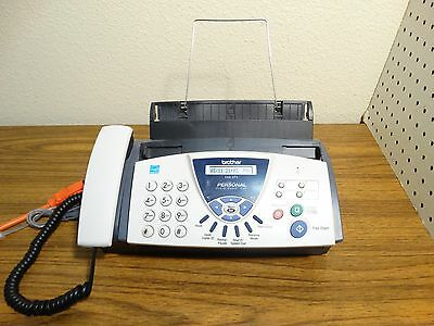 BROTHER FAX-575 Personal Fax, Phone, Copier - Free shipping!!!