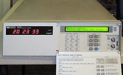 Agilent/HP 5071A Primary Frequency Standard