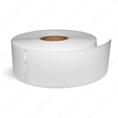 "DYMO 30252 Compatible 1-1/8"" x 3-1/2"" Address Label 350 Labels Per Roll Jam Free"