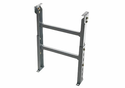 Conveyor Stand, H Type, Adjustable to 1050mm, suits 300mm Frame