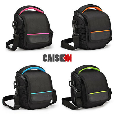 Camera Case Shoulder Bag for Canon EOS M10 M6 M5 M3 PowerShot SX540 HS SX430 IS