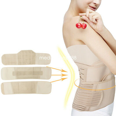 3in1 Post Pregnancy Postnatal Recovery Belt Bands Postpartum Support Wrap Girdle