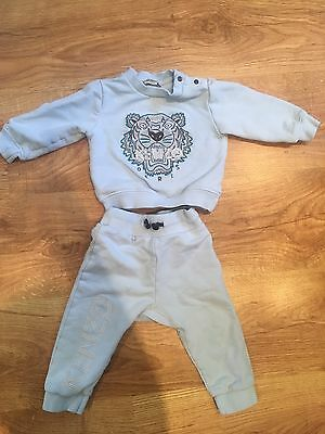 Kenzo Tracksuit 18months