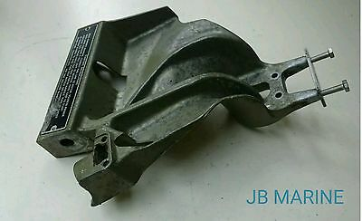 Johnson Evinrude OMC 9.9hp 15hp Steering Bracket Mount 318842 Outboard 1974-1981