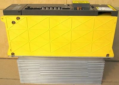 Used GE FANUC A06B6096H207 A06B-6096-H207 Good Condition#OH01