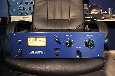Drip Opto 6 tube comp - La-2a clone with audiophile parts