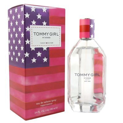 Tommy Hilfiger Tommy Girl Summer 2016 100 ml Eau de Toilette EDT Limited Edition