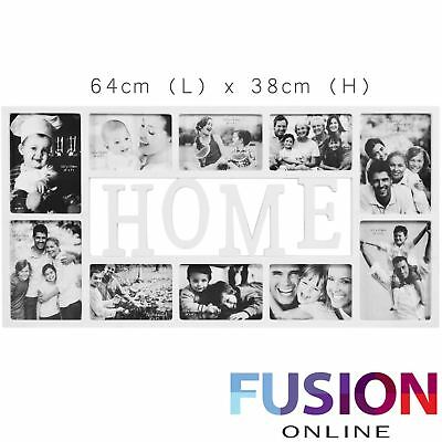 Family Photo Frame White Hanging Multi Picture Holder Frames Gift Decoration
