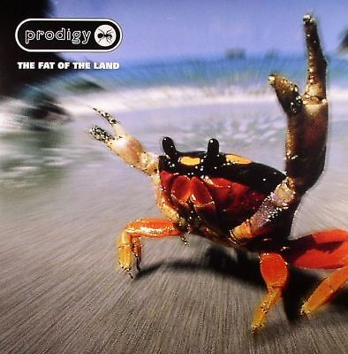 PRODIGY, The - The Fat Of The Land - Vinyl (2xLP)