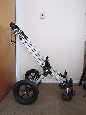 Bugaboo Cameleon Stroller Chassis Frame and Wheels - 2nd Generation