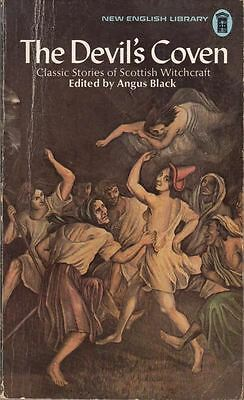 "THE DEVIL""S COVEN: Classic Stories of Scottish Witchcraft : Angus Black"