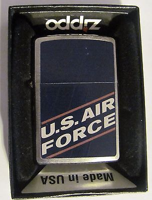 New In Box Zippo Lighter- U.s. Air Force