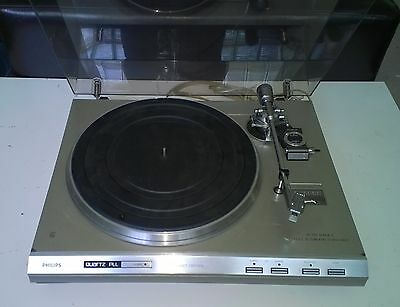 Philips AF 829 MKII  Turntable Plattenspieler High End int. shipping
