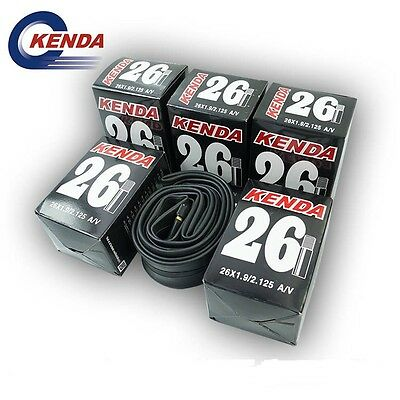 KENDA MTB 26 / 27.5 / 29 x 1.9 - 2.125 Mountain Bike Bicycle Inner Tube SV AV