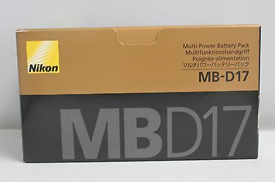 Nikon MB-D17 Battery Grip for Nikon D500
