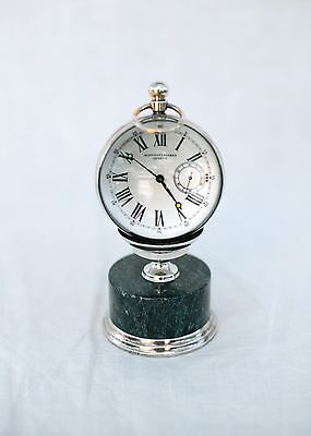 Audemars Freres Geneva Antiquarian bracket watch in the form of a glass sphere