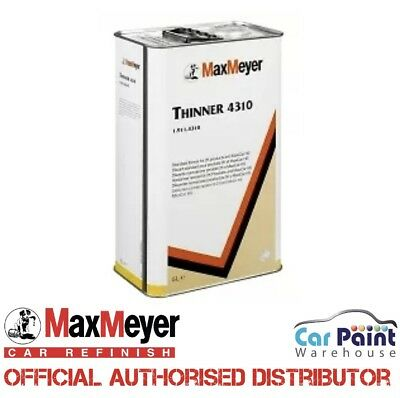 Max Meyer 2k Universal Thinners 5L 4310 Paint / Basecoat / Lacquer Thinner