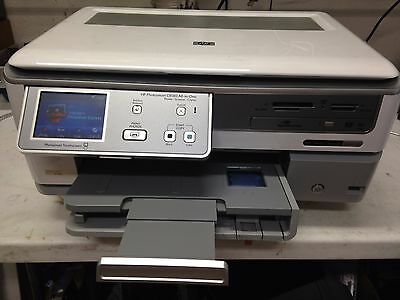 HP Photosmart C8180 All-in-One