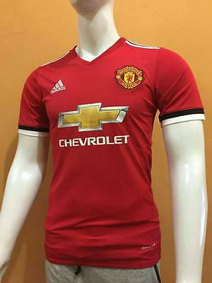 Manchester United Home Practise Shirt 2017 2018