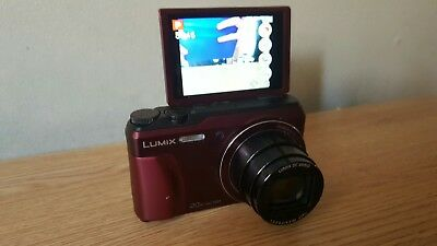 Panasonic Lumix DMC-TZ55 16MP WiFi Camera