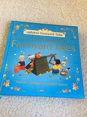 The Complete Book of Farmyard Tales by Heather Amery (Hardback, 2004)