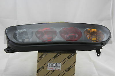 8156114700 Genuine Toyota LENS, REAR COMBINATION LAMP, LH 81561-14700