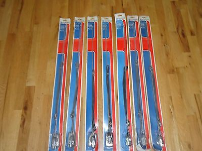 "Wholesale Lot of (7) New NOS Vintage AM/FM Radio Antenna 730-1185 Ford 31"" Mast"
