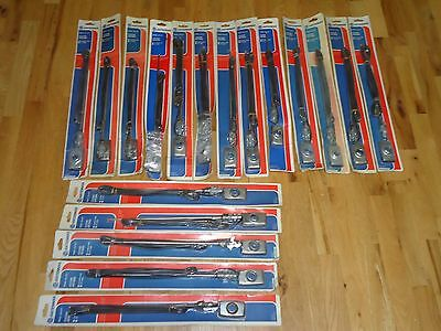 Wholesale Lot of (18) New NOS Vintage AM/FM Radio Antenna 730-1277 Fender Mount
