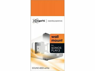Vogel's wall mount Sound 4203 white for Sonos Play:3