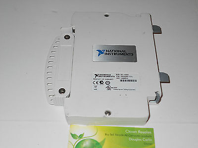 National Instruments NI TB-4322 Front-Mount Terminal Block for NI PXIe-4322