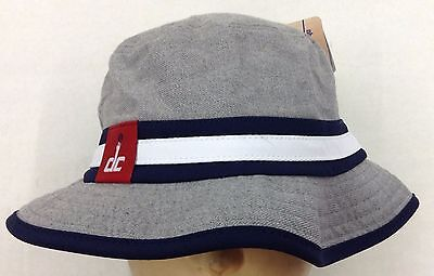 9ac02a8c7987b NBA Washington Wizards Adidas Bucket Safari Flex Fit Cap Hat Beanie Style   U282Z
