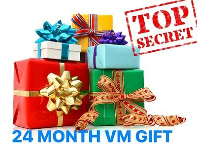 Vm 24 Month Hd Cable Gift Warranty Uk Num 1 Service Support Guaranteed Test Now!