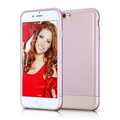 Ultra Thin Slim Phone Case Cover Skins TPU Hard PC for iPhone 7 6 6s US SHIPPING