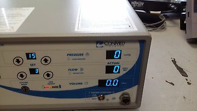 Conmed/Linvatec GS1000 35L Insufflator unit as pictured nice condition w/yoke