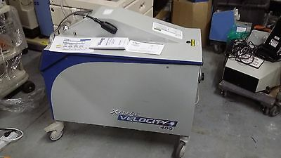PhotoMedex Xtrac Velocity 400 excimer laser AL10000 as pictured working good con