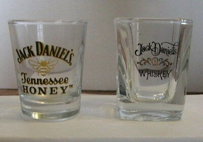 Jack Daniels Tennessee Honey And Whiskey Shot Glass (Es)
